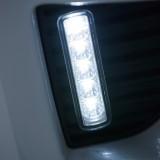 【画像】蒼白色LEDを使うデイ&フォグライトキット