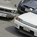 【画像】長谷見昌弘が語るKPGC10、R32、R35……GT-Rの今昔