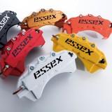 【画像】ハイエースの足元を引き締める「ESSEX」ブランド