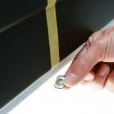 【画像】配線不要!1分で装着できる光るスカッフプレート