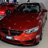 【画像】オートサロン2016「BMW M4」橋本コーポレーション流メイクアップ