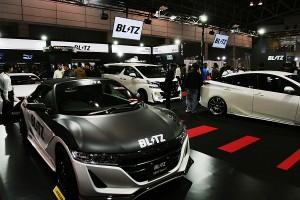 オートサロン2016「ブリッツ」が3つの新作スロットルコントローラーを発表