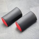 PVCレザーを使ったカスタムネックパッド。カラーバリエーションもエプロンと同じ。価格は1296円