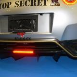 【画像】オートサロン2016 超高速域を制する「トップシークレット」の新作エアロ