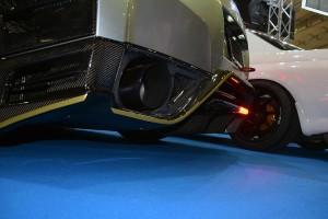オートサロン2016 超高速域を制する「トップシークレット」の新作エアロ