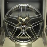 FR-D 2016年8月発売予定の新作。超超ジュラルミンを使った鍛造ホイールでアウディR8やフェラーリなどのスーパースポーツをターゲットにしている