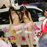 【画像】オートサロン2016 お騒がせ「キャンギャル」のハッスル画像まとめ!