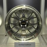 LM-R フェアレディZやBMW3シリーズ、日産GT-R などに適合するアルミ鍛造2ピースホイール
