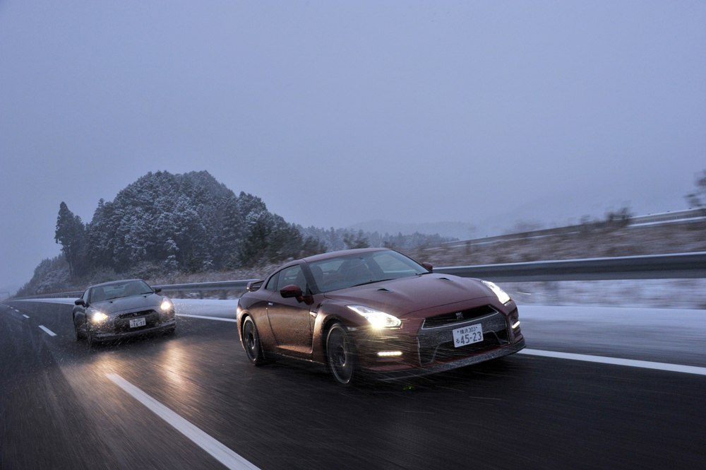 進化し続ける「日産GT-R」2015年モデルの味付けは