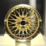 RG-K 初期のBBSホイールデザインを復刻させた軽自動車やコンパクトカー用に特化したモデル。カラーはゴールドのみ