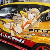 【画像】オートサロン2016「J'sレーシング」阪上霜月フィットの意味とは