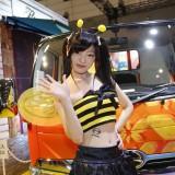 【画像】オートサロン2016「黒髪美女」コンパニオンまとめ