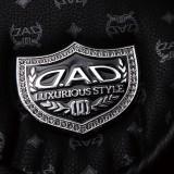 【画像】VIPカーにふさわしい贅沢極まる「D.A.D」のシートカバー