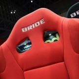 【画像】オートサロン2016 シートメーカー「ブリッド」は試座コーナーを設置