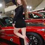 【画像】東京オートサロン2016で見つけた「セクシー」なキャンギャル画像まとめ