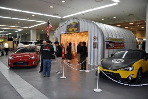 大阪オートメッセ「アメリカンガレージ」でおしゃれなカーライフを!