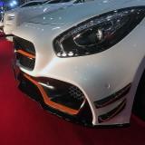 【画像】大阪オートメッセ「ヴァルド」が作るAMG GTの理想像とは