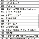 【画像】大阪オートメッセ 「ホビー/グルメ/ワゴン/ミニバン/Kカー/VIP」は1号館〜4号館