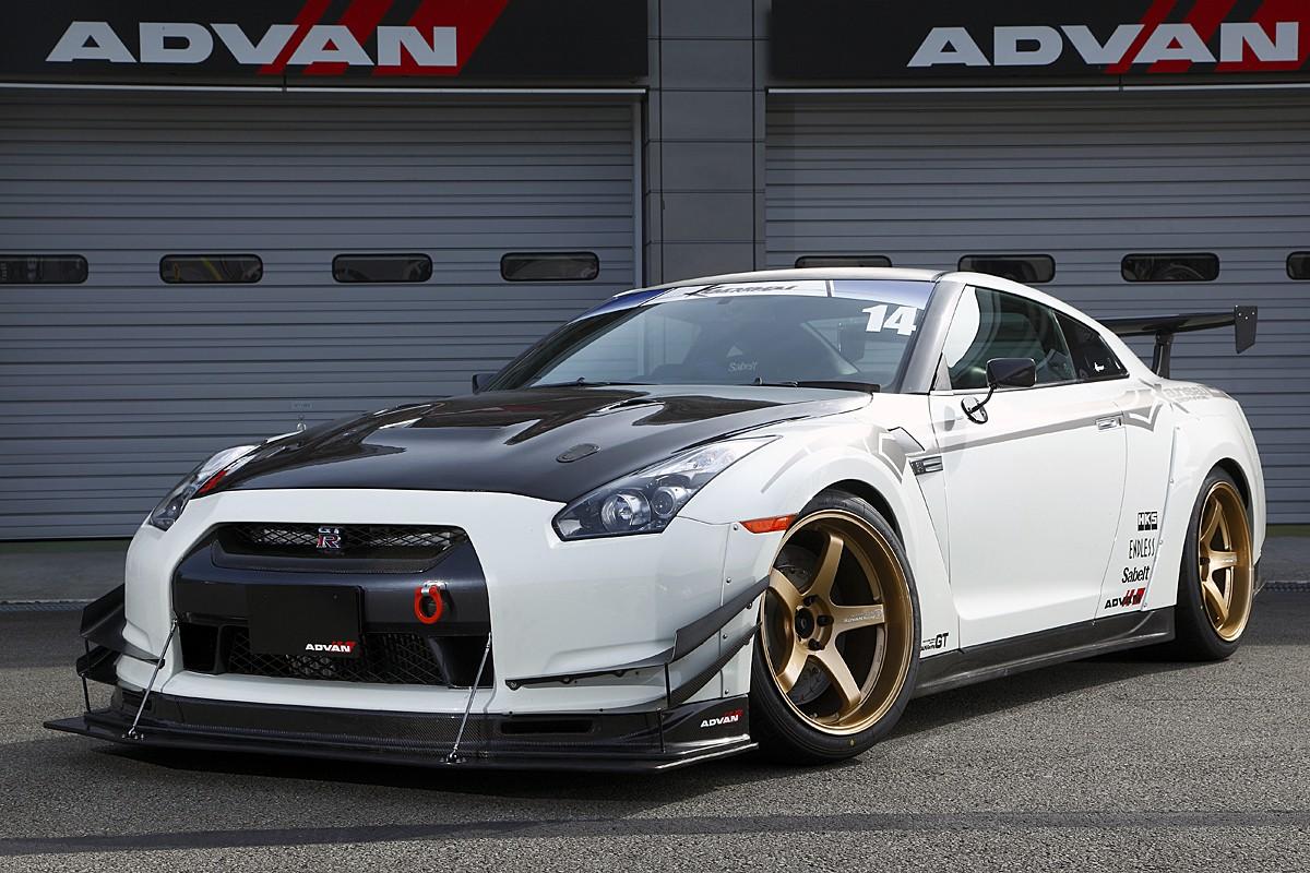 日産GT-R(MY07)
