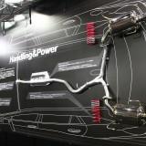 【画像】大阪オートメッセ「レヴォーグSTIコンセプト」の市販化確実な完成度