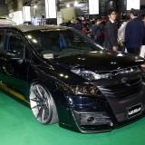【画像】大阪オートメッセ「V-VISION」の車種もセンスも幅広いカスタム技術