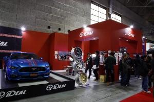 大阪オートメッセ 8万円台車高調サス「イデアル」の優れたコストパフォーマンス性とは