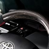 【画像】トヨタ30系プリウス&アクアに対応する「ロェン」スポーツステアリング