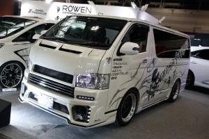 ワゴン&SUVのスタイリッシュメイクまとめNAGOYAオートトレンド