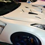 【画像】個性を高めるドレスアップを施したスポーツカー5台!NAGOYAオートトレンド