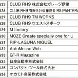【画像】大阪オートメッセ 「ドレスアップ/チューニング/インポート/カーオーディオ」は5号館&6A/6B号館