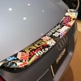 【画像】大阪オートメッセ「超ワイド&ロー」のアウディTTの超絶メイク