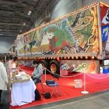 【画像】大阪オートメッセ【画像20枚】現代によみがえる昭和の魂 デコトラ「一番星」