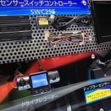 【画像】大阪オートメッセ「データシステム」のカメラ内蔵エアロってなに?