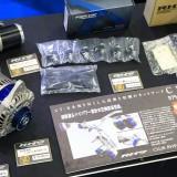【画像】大阪オートメッセ 名チューナーの技術が集結する「RH9」グループ