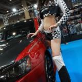 【画像】大阪オートメッセ「セクシーポーズ」のキャンギャルに思わずゴクリ!
