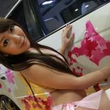エロいやらしいキャンギャル「ごんた屋シスター」が大阪オートメッセでも大暴れ!?【画像69枚】