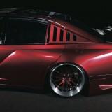 【画像】大阪オートメッセ「フェラーリ」を意識して2人の匠がデザイン