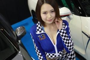 大阪オートメッセ「大胆キャンギャル」ベストセレクト!