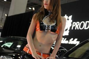 大阪オートメッセ「ナイスパイ」なキャンギャルはこれだ!