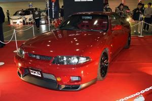 大阪オートメッセ【買い逃し注意】日産R33スカイラインGT-Rオーナー必見の数量限定アイテム