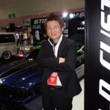 【画像】セダンオーナーが立ち上げた新ブランド「SADカスタムジャパン」大阪オートメッセ