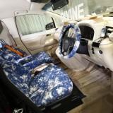 【画像】大阪オートメッセ サーフブランドがカスタムメイクした「30ヴェルファイア」