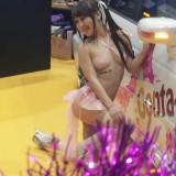 【画像】【閲覧注意】大阪オートメッセ「ごんた屋」お騒がせギャル素人が激写14枚
