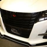 【画像】大阪オートメッセ「クールジャパン」キラキラGT-Rの塗装がアルヴェルに降臨