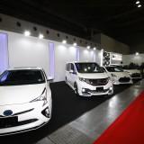 【画像】「エムズスピード」が新型プリウスなど新作4車を大阪オートメッセで披露!