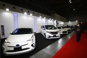 「エムズスピード」が新型プリウスなど新作4車を大阪オートメッセで披露!