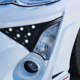 【画像】レクサス調のスピンドルグリルでトヨタ「アクア」が迫力アップ!