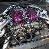 【画像】大阪オートメッセ 日本最速の日産R35GT-Rは1100psのモンスター!