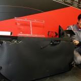 【画像】大阪オートメッセ 「ガズーレーシング」が86レースマシンの秘密を公開