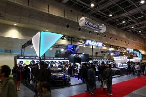 大阪オートメッセ「軽さ」の次に「レイズ」が求める機能性とは